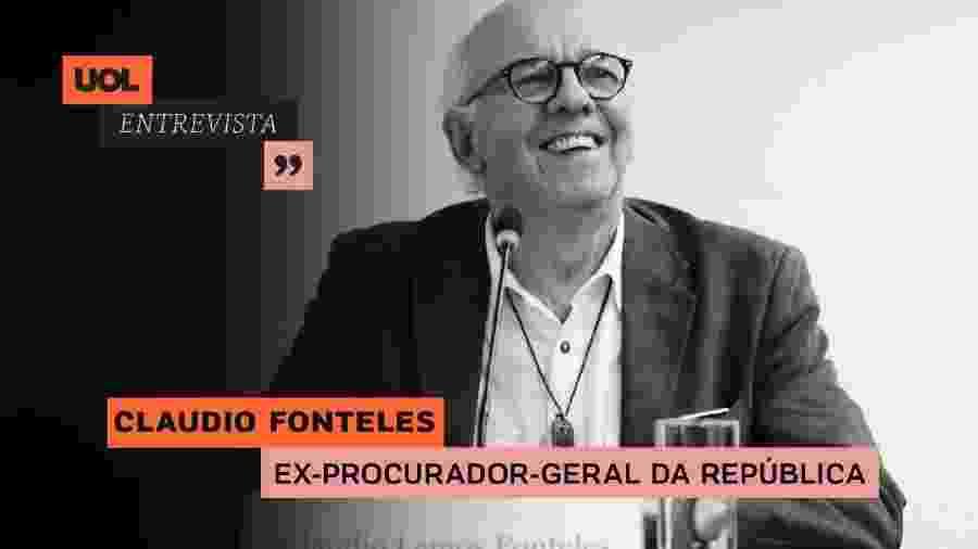 UOL Entrevista com Claudio Fonteles  (02/06/20) - Arte/UOL