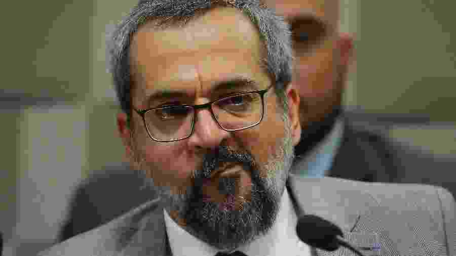 Abraham Weintraub assumiu cargo após saída do governo federal - Dida Sampaio/Estadão Conteúdo