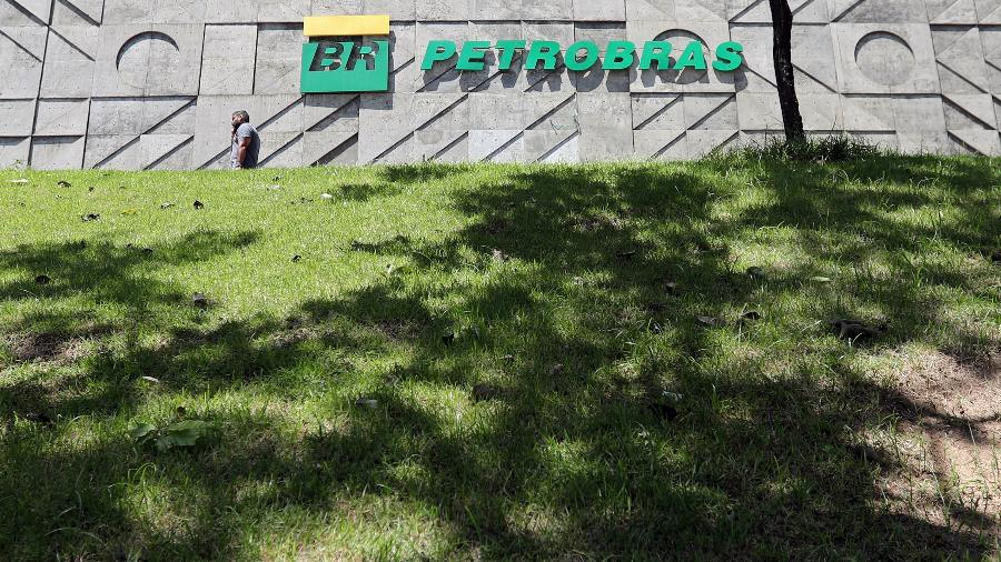 Sede da Petrobras no Rio de Janeiro - SERGIO MORAES