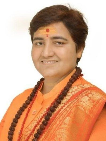Parlamentar indiana Pragya Singh Thakur, de 51 anos - Reprodução/Twitter