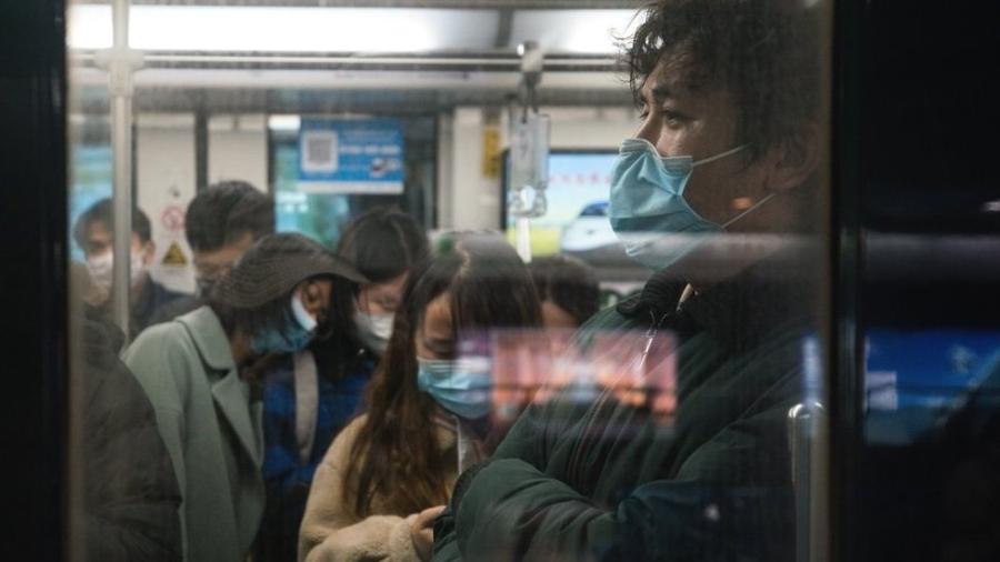 Muitos jovens na China acham cada vez mais difícil alcançar seus objetivos - Yves Dean/Getty Images