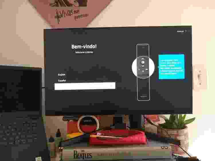 Smart Monitor da Samsung - Letícia Naísa - Letícia Naísa