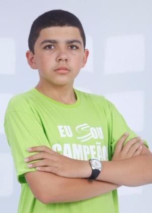O potiguar Victor Ranyere, de 15 anos - Arquivo Pessoal
