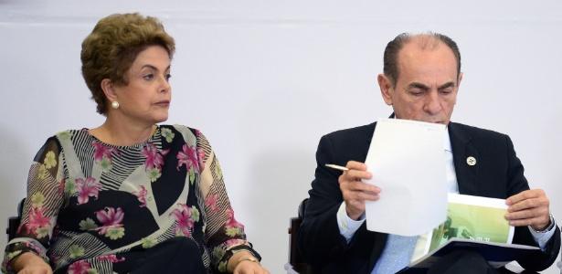 Marcelo Castro, que votou contra o impeachment de Dilma, não confirmou saída - Andressa Anholete-23.mar.2016/AFP