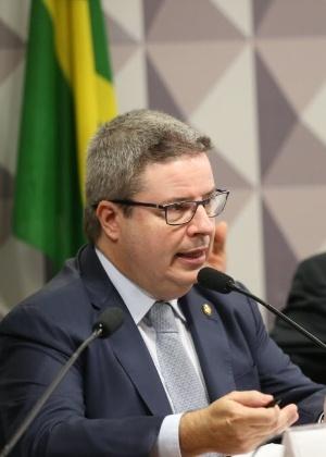 Relator do processo no Senado, Antonio Anastasia (PSDB-MG),