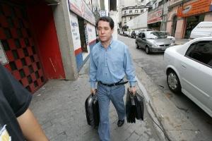 O ex-tesoureiro do PT Paulo Ferreira