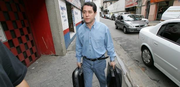 Ex-tesoureiro do PT, Paulo Ferreira entregou-se um dia após a Operação Custo Brasil