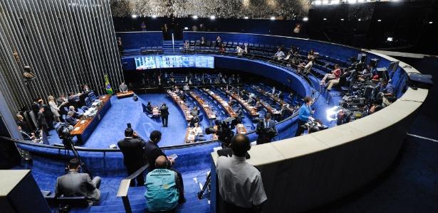Julgamento final do impeachment poderá ser a partir de 23 de agosto - Edilson Rodrigues/Agência Senado