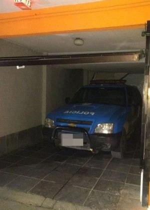 Membros da Polícia Militar do RJ foram presos enquanto dormiam em serviço em motel