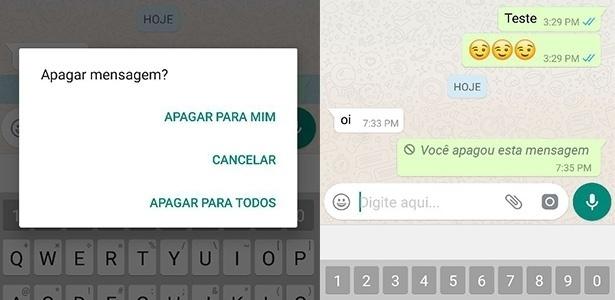 Agora você vai ter mais tempo pra apagar aquela mensagem errada no WhatsApp