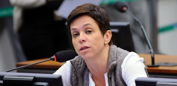 4.mai.2017 - Deputada Cristiane Brasil (PTB-RJ)