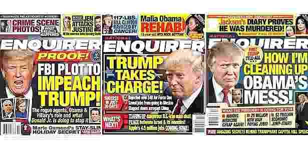 Reprodução/National Enquirer