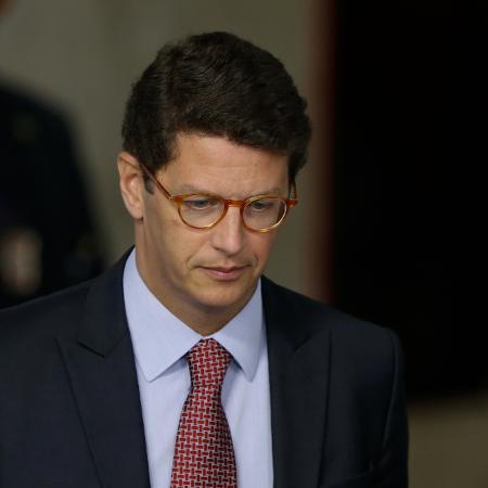 O ministro do Meio Ambiente, Ricardo Salles - Walterson Rosa/Estadão Conteúdo