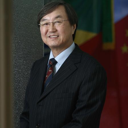 Charles Tang, presidente da Câmara de Comércio e Indústria Brasil-China (CCIBC) - Acervo pessoal Charles Tang/reprodução