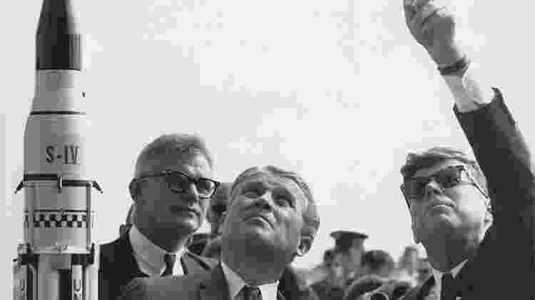 Estados Unidos tiveram trunfo nazista para construir foguetes - Nasa