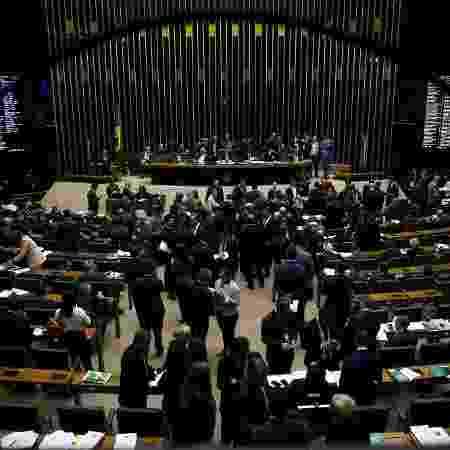 13.ago.2019 - Plenário da Câmara dos Deputados  - Pedro Ladeira/Folhapress