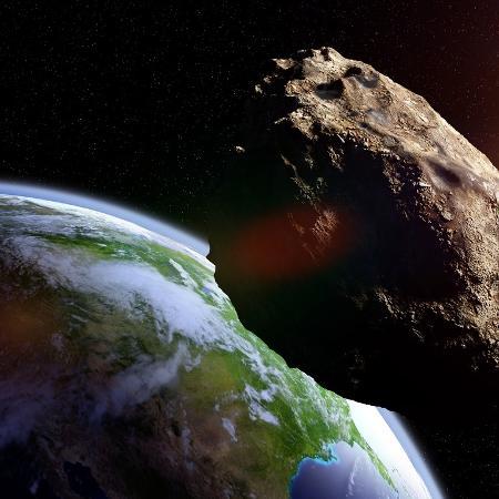 Nasa: Asteroide gigante passará perto da Terra, mas não atingirá o planeta 1