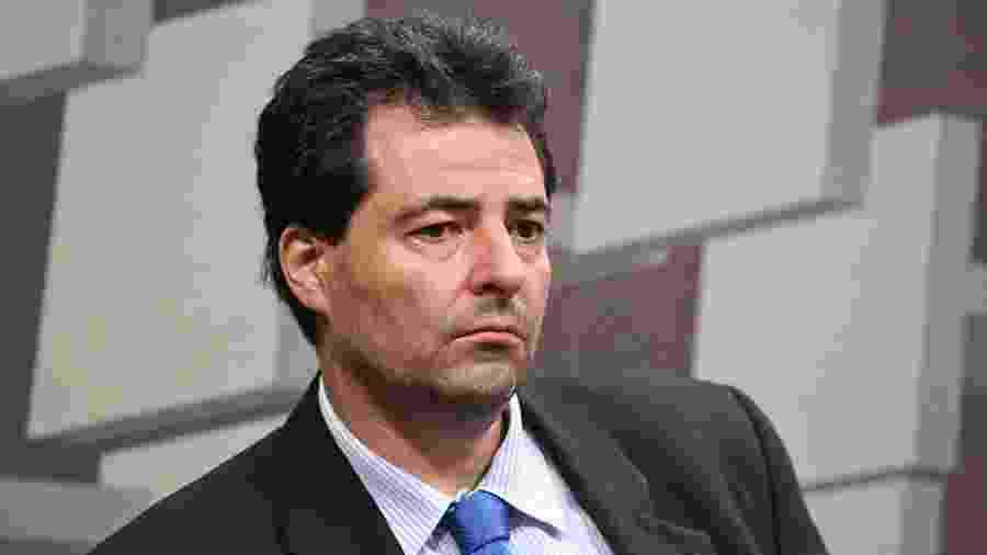 Adolfo Sachsida, secretário de Política Econômica do Ministério da Economia, em audiência pública no Senado - Jefferson Rudy/Agência Senado
