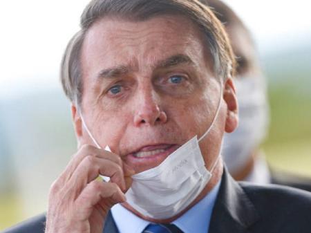 Decisão judicial obriga Bolsonaro a usar máscara em espaço público ...