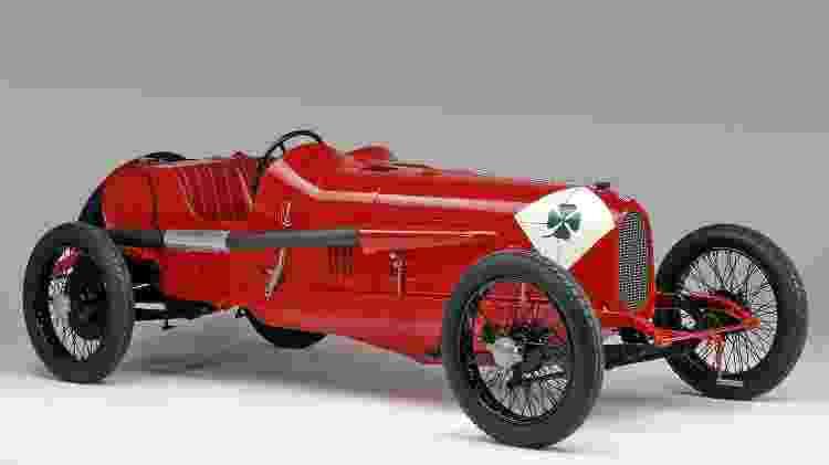 Alfa Romeo RL TF - Divulgação - Divulgação