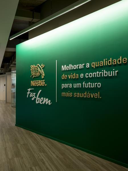 Sede da Nestlé, em São Paulo - Divulgação
