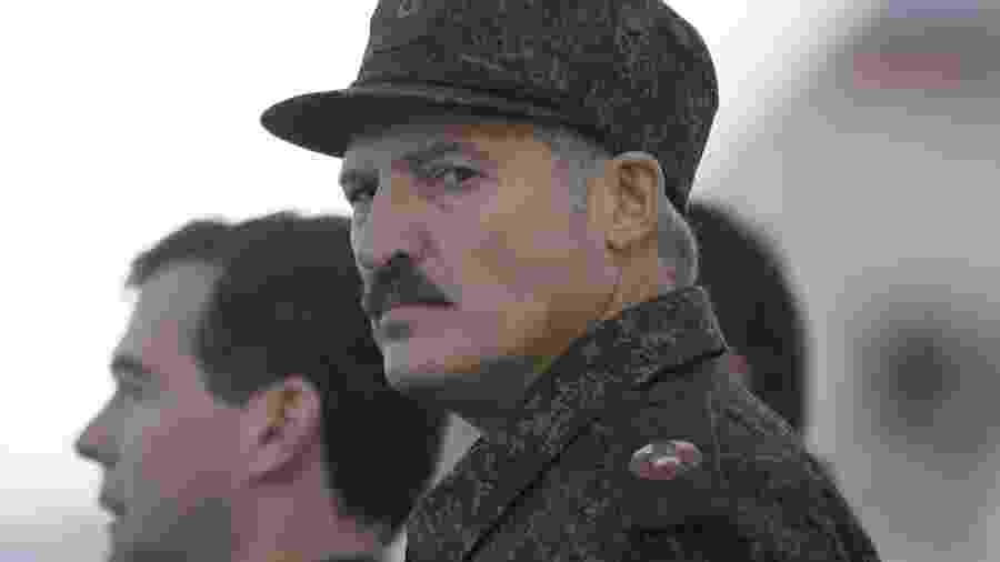 O presidente de Belarus, Alexander Lukashenko, em foto de 2009 - Getty Images