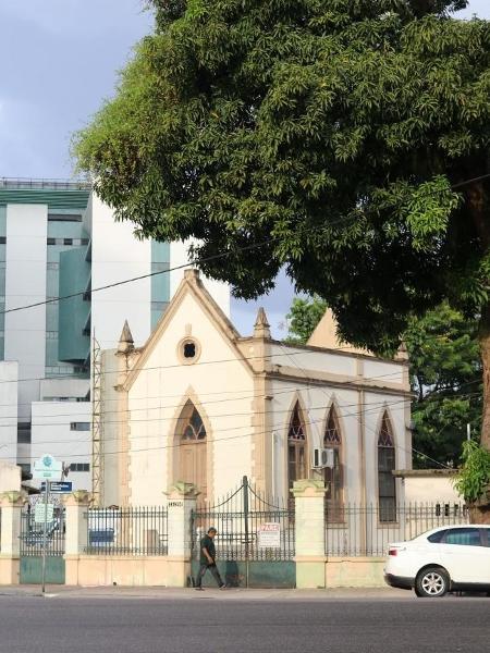 Ocorrência foi registrada em delegacia que fica na Santa Casa de Belém, no Pará - Divulgação/Agência Pará