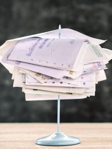 Dívida: prazo, taxas e multas podem ser renegociadas - Getty Images/iStockphoto/Doucefleur