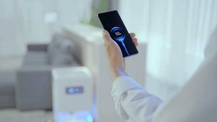 Mi Air Charge, tecnologia de carregamento sem fio anunciada pela Xiaomi  - Divulgação