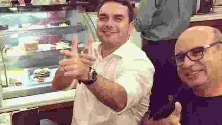 Denúncia sobre investigação que apontou movimentações suspeitas na conta de ex-assessor de Flávio, Fabrício Queiroz, está parada - Reprodução/Instagram - Reprodução/Instagram
