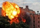 Israel intensifica bombardeios em Gaza e crescem distúrbios em cidades