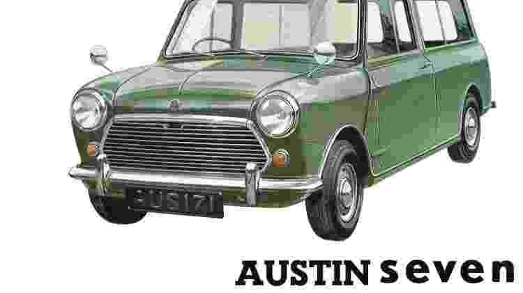 Austin Seven Countryman  - Divulgação  - Divulgação