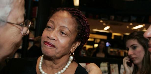 A desembargadora aposentada Luislinda Valois que integra equipe de Temer