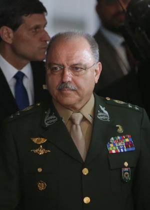 O ministro-chefe do Gabinete de Segurança Institucional da Presidência da República, general Sergio Etchegoyen