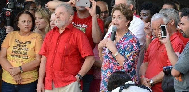 Ex-presidentes Lula e Dilma foram denunciados pela PGR por organização criminosa