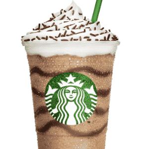 Frappuccino de brigadeiro do Starbucks - Divulgação