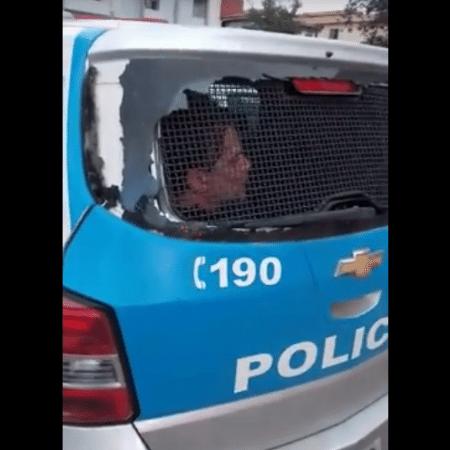 Fabio Assunção preso - Reprodução