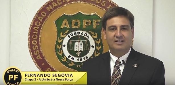 Fernando Segóvia assume como novo diretor-geral da PF