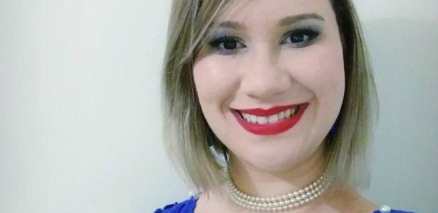 Julia Consuelo Botechia publicou pedido de ajuda no Facebook em busca do pai