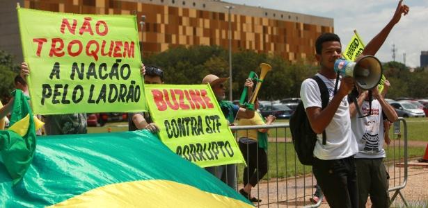 Atos contra e a favor da prisão de Lula estão convocados em mais de 100 cidades no país
