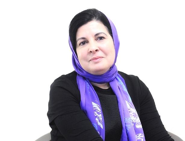 A marroquina Asma Lamrabet é uma conhecida ativista feminista e muçulmana