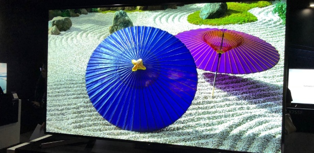 TV da Sony terá sistema operacional Android 8.0 - Gabriel Francisco Ribeiro/UOL