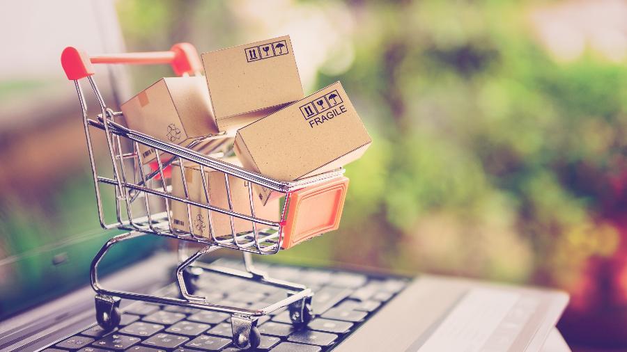 Pandemia e compras online