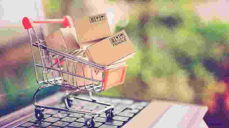 Consumidores que compram alimento pela internet chegam a 53% - Getty Images/iStockphoto