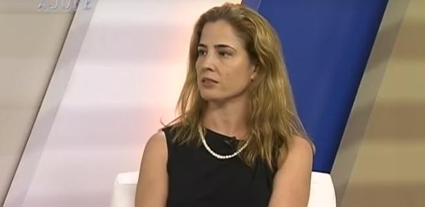 """A juíza federal Gabriela Hardt em entrevista ao programa """"Justiça Para Todos"""", da Ajufe, em maio de 2017"""