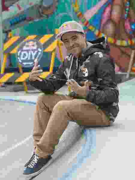 Sandro Dias Mineirinho Red Bull skate - Marcelo Maragni/Red Bull Content Pool - Marcelo Maragni/Red Bull Content Pool