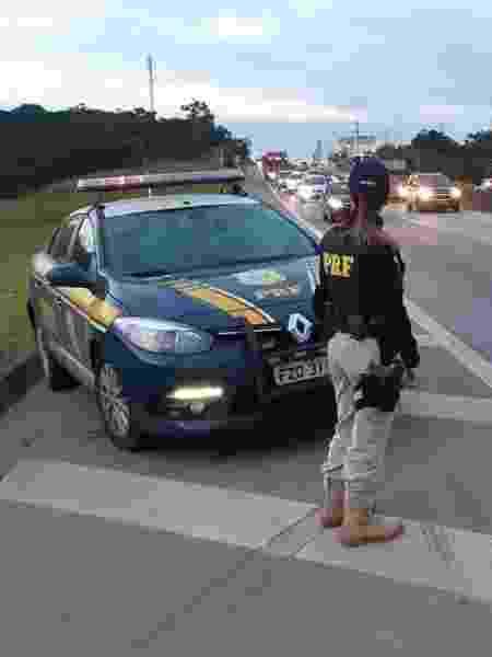 Dados divulgados pela PRF mostram queda no número de mortes em rodovias federais no carnaval. - PRF/Divulgação
