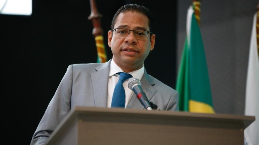 André Costa, advogado e único conselheiro federal autodeclarado negro da OAB - Divulgação/OAB