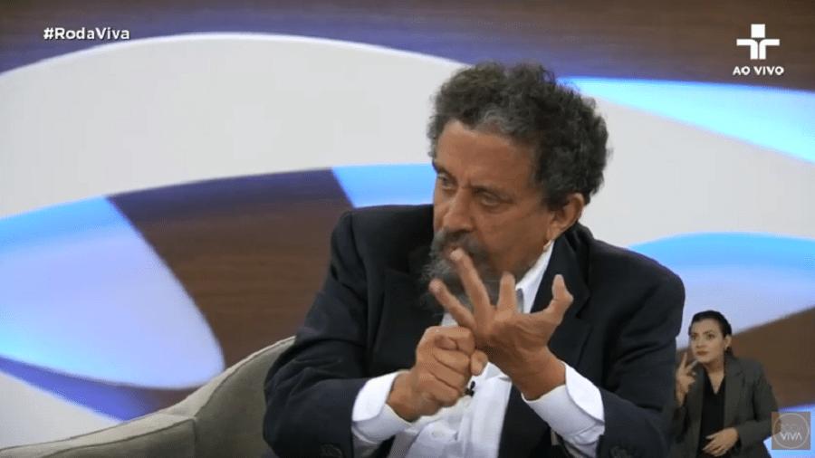 João Santana, ex-marqueteiro do PT, foi condenado por lavagem de dinheiro na Lava Jato - Reprodução/TV Cultura