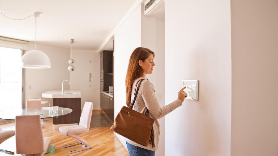 Itens tecnológicos oferecem conforto e praticidade para a sua casa - Getty Imagems